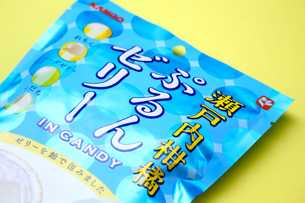 PRUN JELLY IN CANDY