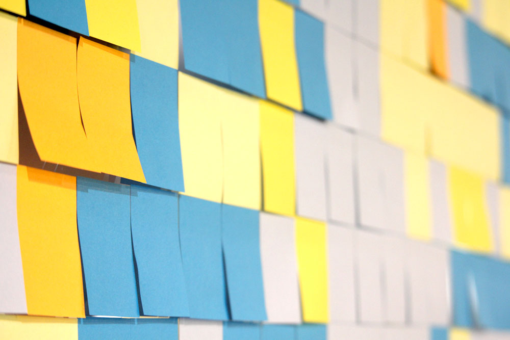 POST-IT BRAND TEN