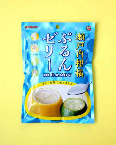 瀬戸内柑橘 ぷるんゼリー