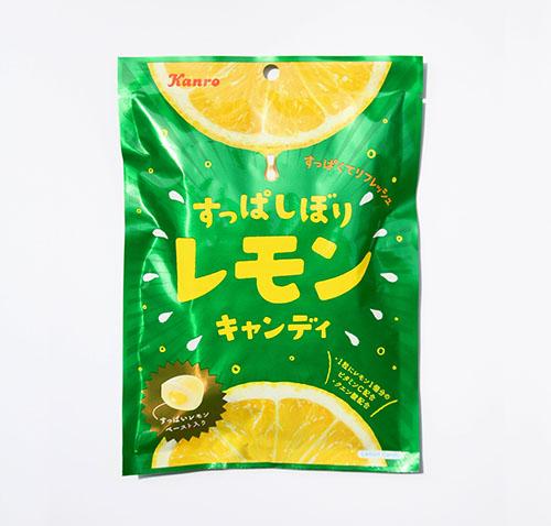 すっぱしぼりレモン