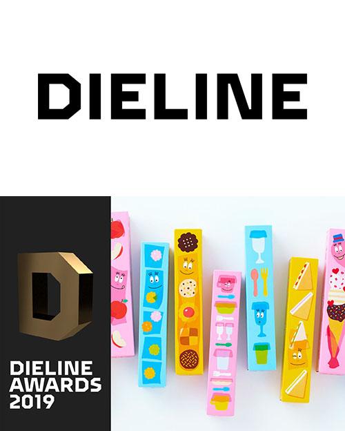 DIELINE 銅賞